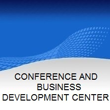 Conference and business development  center