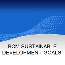 BCM Sustainable Development Goals