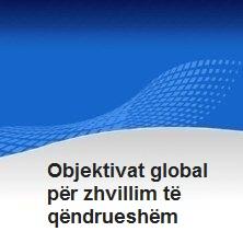 Objektivat global për zhvillim të qëndrueshëm