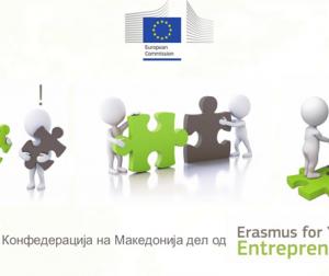 Еразмус за млади претприемачи